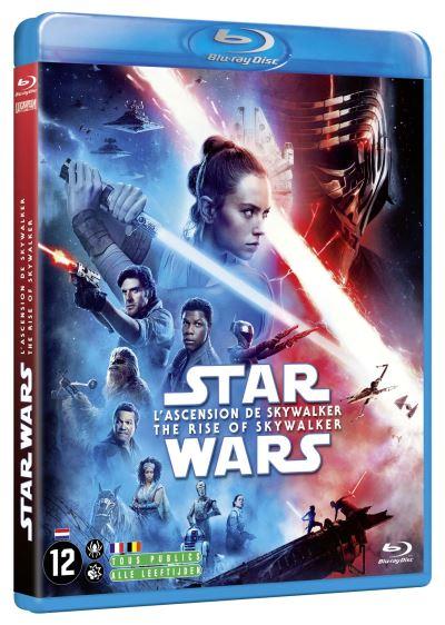 [Précommande] Bluray Star Wars L'Ascension de Skywalker (DVD à 15,99€)