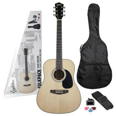 Pack Guitare folk Eagletone FolkPack