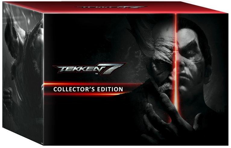 Tekken 7 Collector Edition sur Xbox One (44.99€ pour les nouveaux clients avec le code WELCOME10)