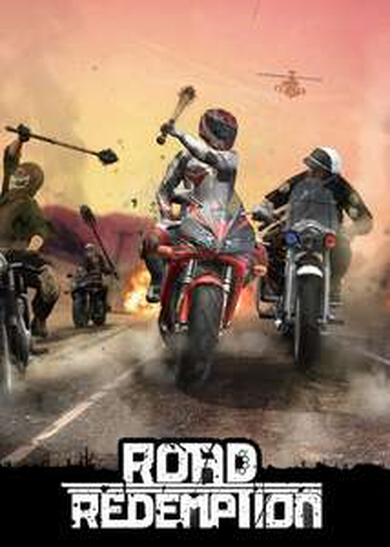 Jeu Road Redemption sur PC (Dématérialisé - Steam)