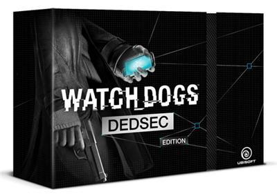 Watch Dogs Dedsec Edition sur Xbox 360