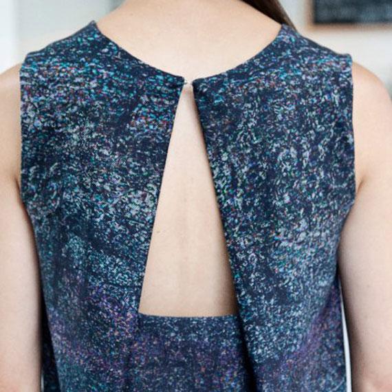 Patron de couture PDF de Robe Ivy gratuit (lamaisonvictor.com)