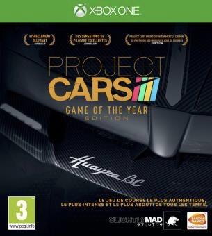 Jeu Project Cars GOTY sur Xbox One (Vendeur tiers, Frais de port inclus)