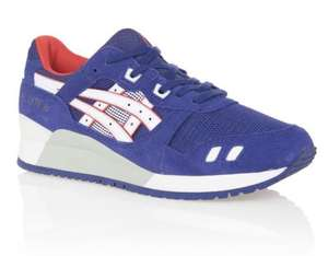 Baskets basses Asics Gel Lyte III - Tailles 39 à 41