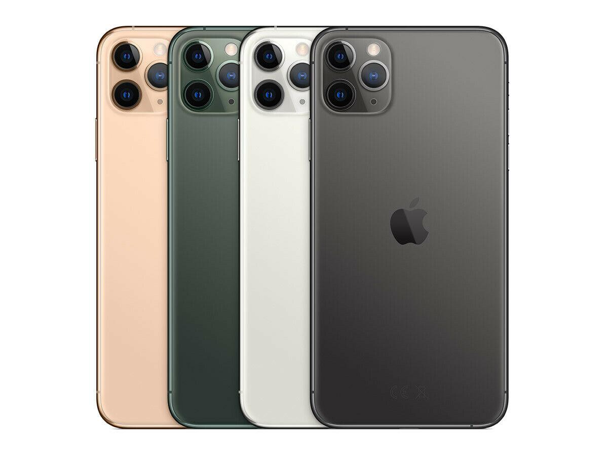 """Smartphone 5.8"""" Apple iPhone 11 Pro (Coloris au choix) - 64 Go (Occasion - Boite Ouverte/Exposition)"""