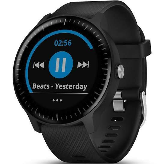 Montre GPS connectée Garmin Vivoactive 3 Music - Noir