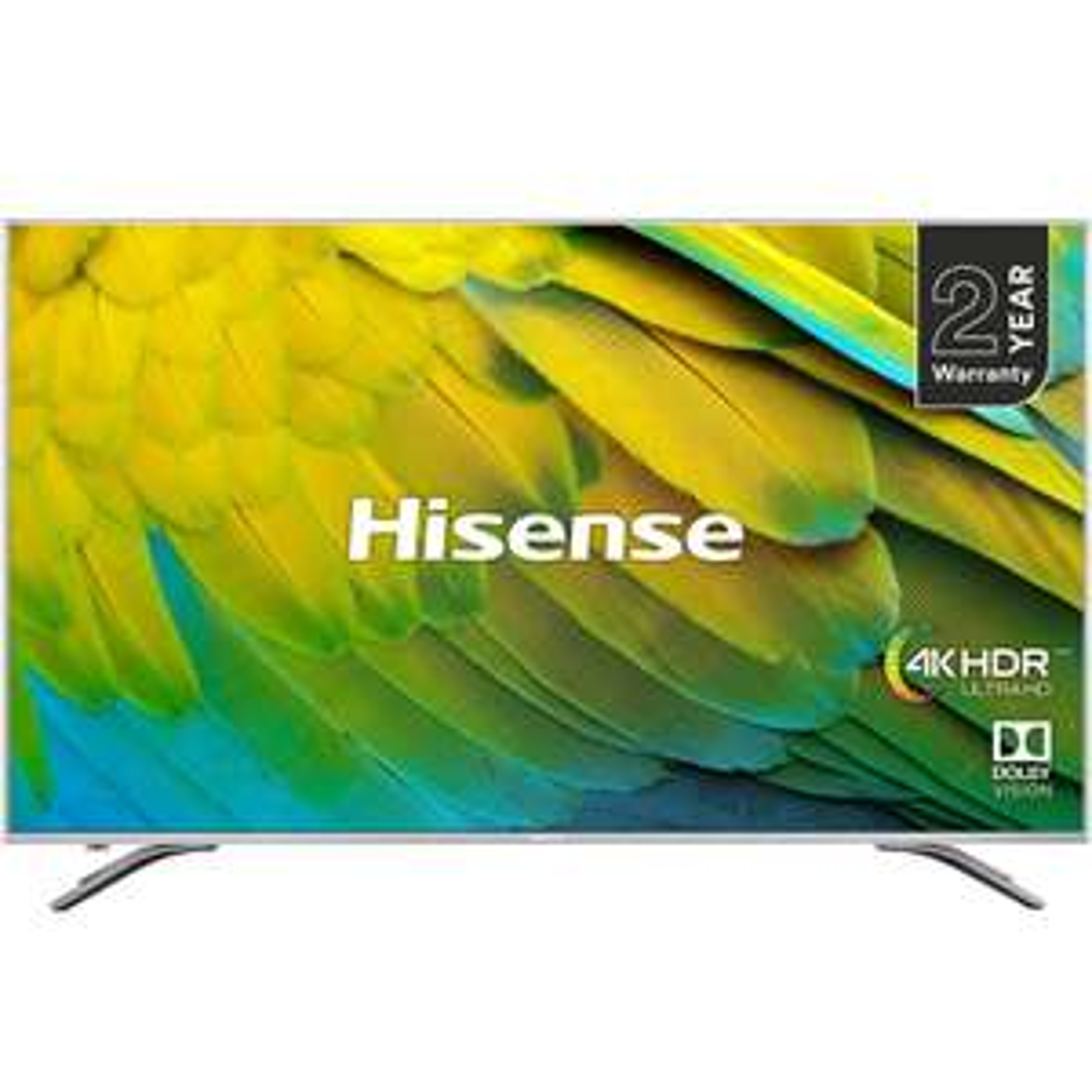 "TV 75"" Hisense H75B7510 - LED, 4K UHD, HDR 10+, Dolby Vision, Smart TV (Via ODR de 50€)"
