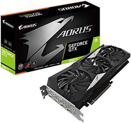 Carte Graphique Aorus GeForce GTX 1660 Ti 6G
