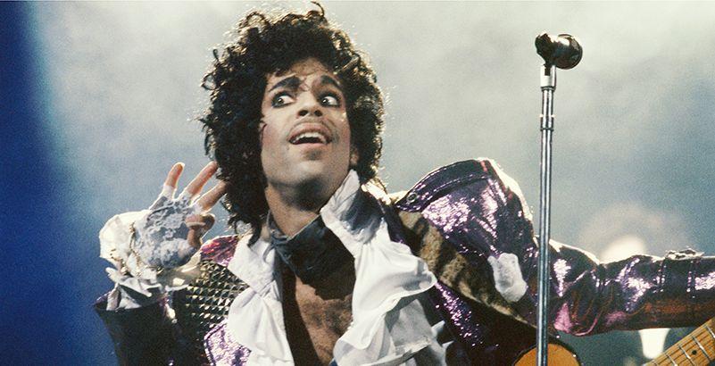Concert Purple Rain Tour de Prince visionnable gratuitement