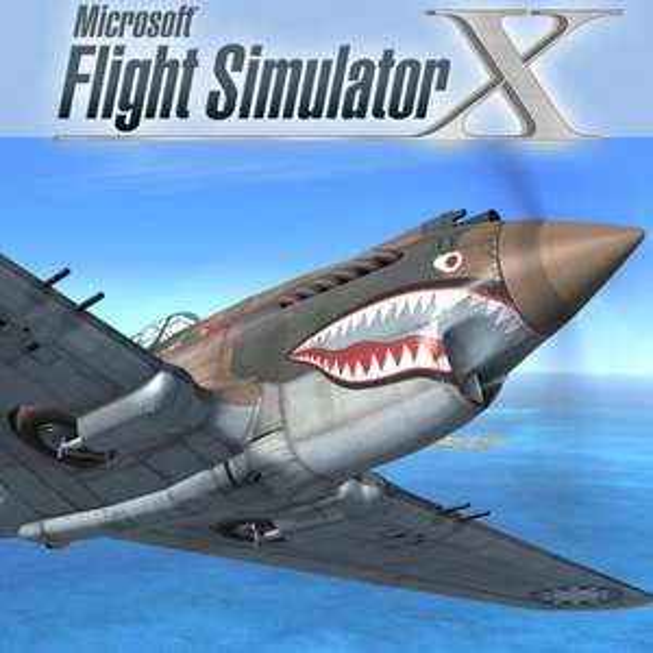 Accu-sim P-40 - Gratuit pour Flight Simulator X (FSX/FSX:SE) (Dématérialisé - a2asimulations.com)