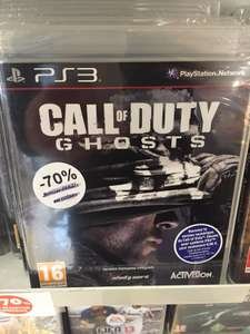 Call of Duty Ghosts sur PS3