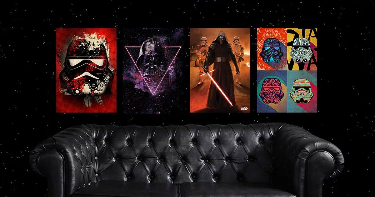 40% de réduction immédiate sur les produits Star Wars