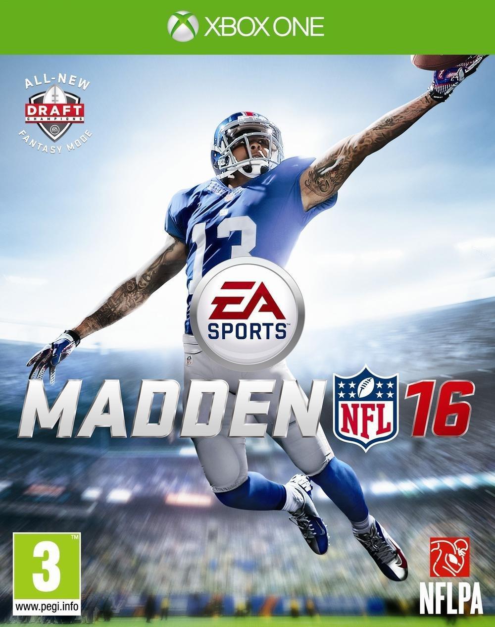 Madden NFL 16 sur Xbox One