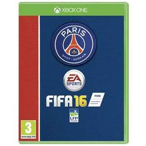 FIFA 16 - Edition Collector PSG sur Xbox One