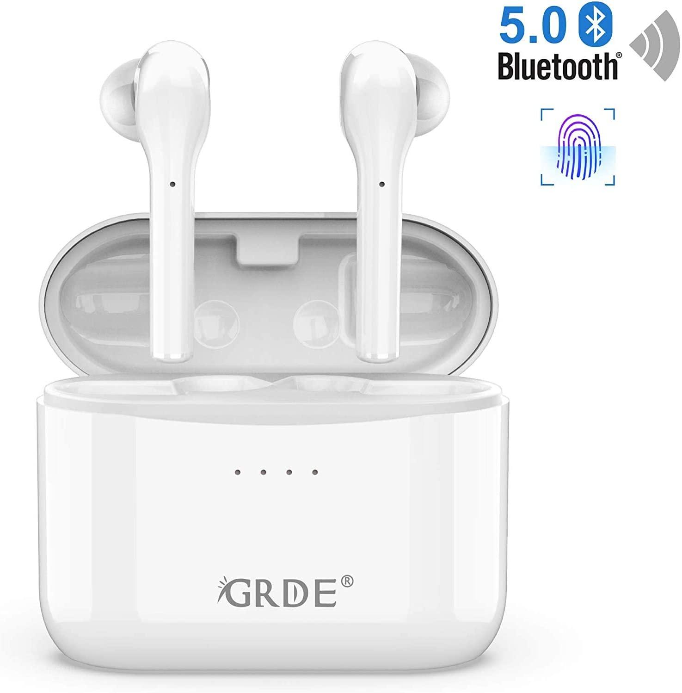 Écouteurs Bluetooth 5.0 GRDE (Vendeur Tiers)