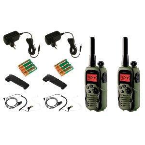 Talkie walkie Topcom Twintalker 9500 Airsoft Edition