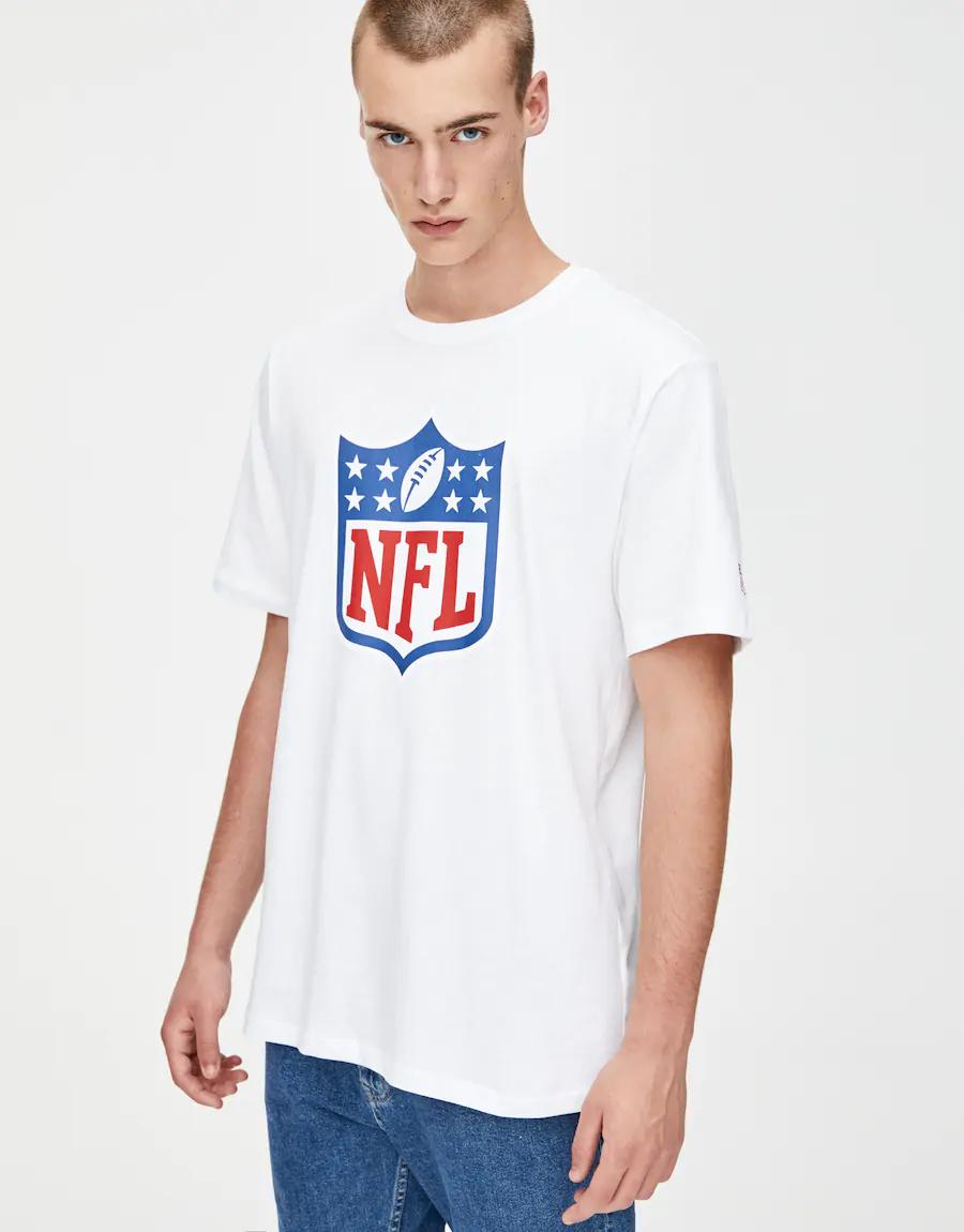 Sélection de T-Shirts en promotion - T-Shirt Homme NFL