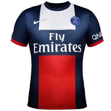Maillot de Football PSG Domicile 2013-2014 - Taille XXL