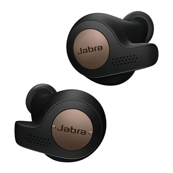 Écouteurs intra-auriculaires sans-fil Jabra Elite Active 65t - Plusieurs coloris (Reconditionnés à neuf)