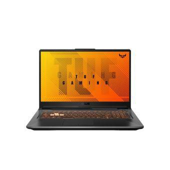 """PC Portable 17.3"""" Asus TUF TUF706II-AU013T - Full HD, Ryzen 5 4600H, 8 Go RAM, 512 Go SSD, GTX 1650 Ti, Windows 10"""