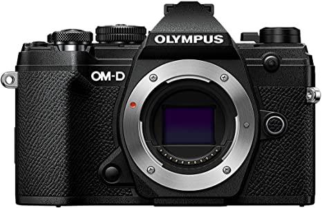 Appareil photo hybride Olympus E-M5 Mark III - boîtier nu