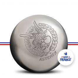 Jeu de 3 boules de pétanque Obut Astérix ou Obelix (obut.com)