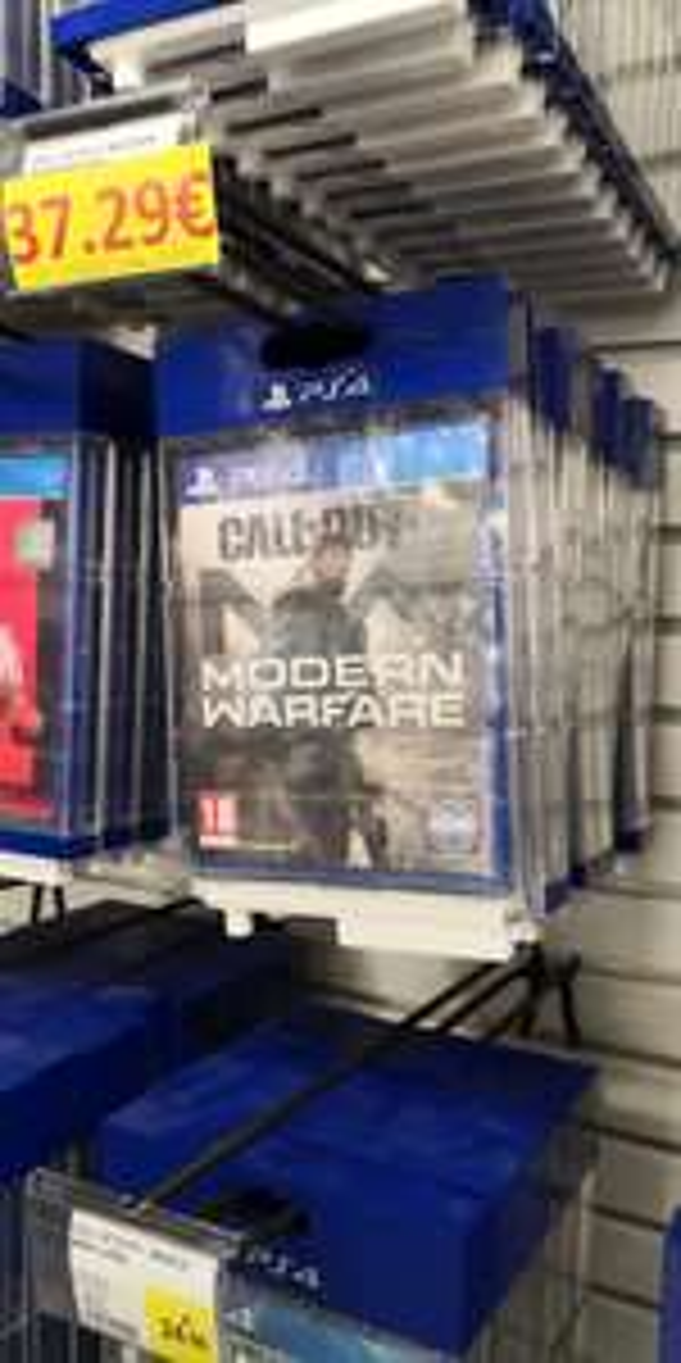 Call of Duty Modern Warfare sur PS4 - Firminy (42)