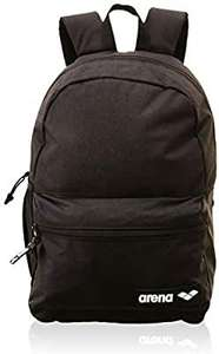 Sac à dos Arena Team Backpack - Noir (Livraison comprise)