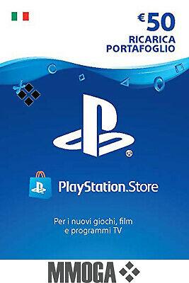 Sélection de cartes Playstation Network - Ex : Carte Playstation Network de 50€ à 38,99€ (Dématérialisée - IT)