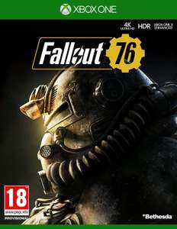 Fallout 76 sur Xbox One (+0.50€ en SuperPoints)