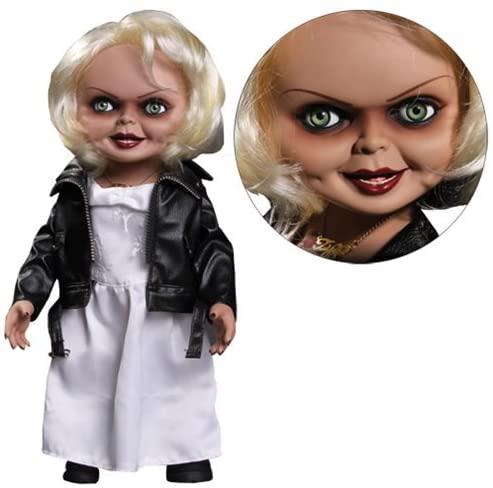 Poupée parlante Mezco Toys - La Fiancé de Chucky (D'occasion - Comme neuf)