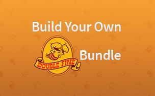 Build your own Double Fine Bundle : jusqu'à -90% sur votre bundle de 3 à 5 jeux sur PC (Brütal Legend, Grim, Broken Age...)