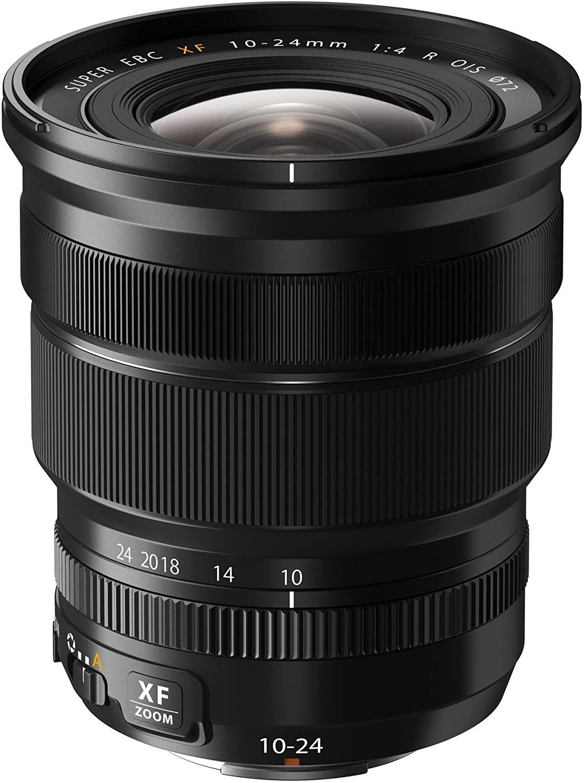 Objectif photo Fujifilm Fujinon XF 10-24 mm f:4 R OIS