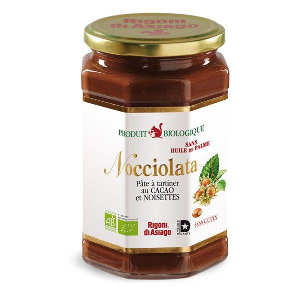 Pâte à tartiner au cacao et noisettes Nocciolata - 270g, Dans une sélection de magasins