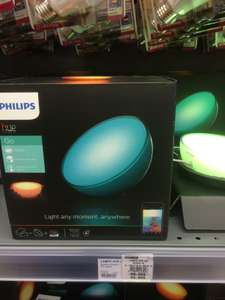 Lampe ambiance connectée Philips Hue Go