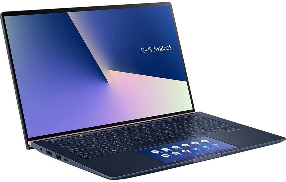 """PC portable 14"""" Asus 14 UX434FLC-A5179T - FullHD, Intel Core I5, 16 Go de RAM, SSD 512 Go, Window 10, clavier Qwertz"""