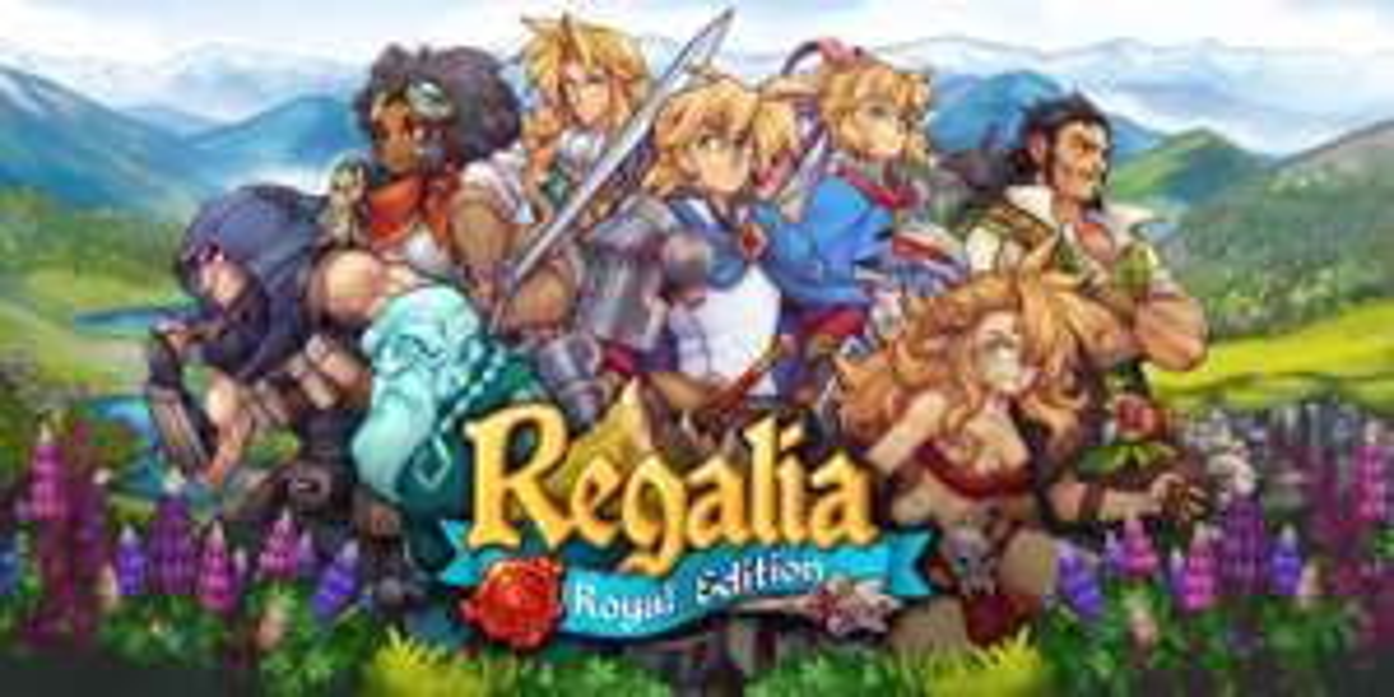 Jeu Regalia: Of Men and Monarchs - Royal Edition sur Nintendo Switch (Dématérialisé)