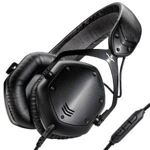 V-Moda Crossfade LP2 Casque haute définition avec réduction de bruit - Edition Limitée Noir Mat