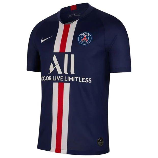 Selection de produits de Football PSG en promotion - Ex : Maillot PSG 2019-2020 Domicile (Tailles au choix)