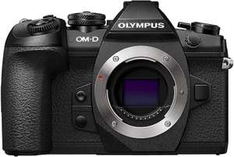 Appareil photo hybride Olympus OM-D E-M1 Mark II