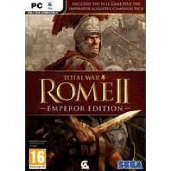 Jeu Total War: Rome II sur PC - Emperor Edition