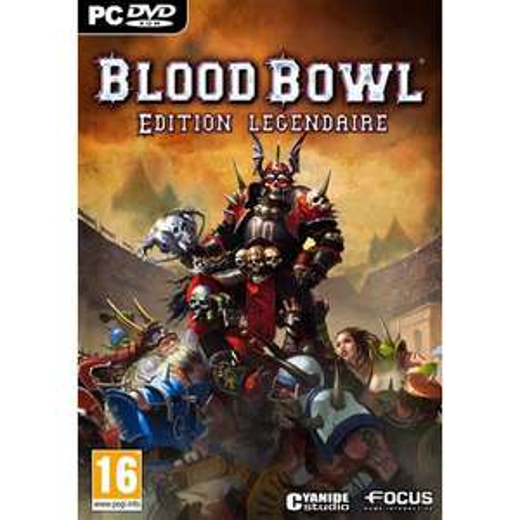 Blood Bowl - Edition légendaire sur PC