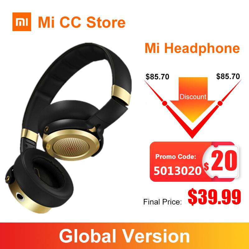 Casque Jack 3.5 Xiaomi Mi Headphones (2ème Generation)