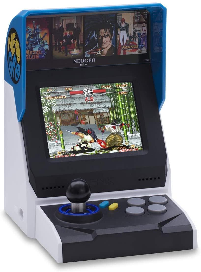 Console Retro Neo Geo Mini International - 40 Jeux Inclus (vendeur tiers)
