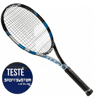 raquette de Tennis Babolat Pure Drive - sans cordage (sportsystem.fr)