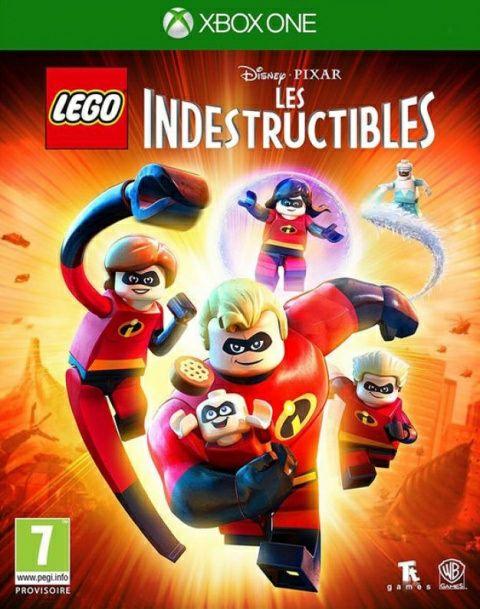 Jeu Lego Disney / Pixar Les Indestructibles sur Xbox One (vendeur tiers)