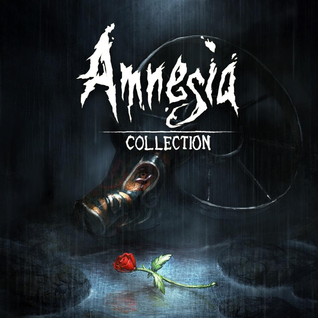Amnésia Collection sur PS4 (Dématérialisé)