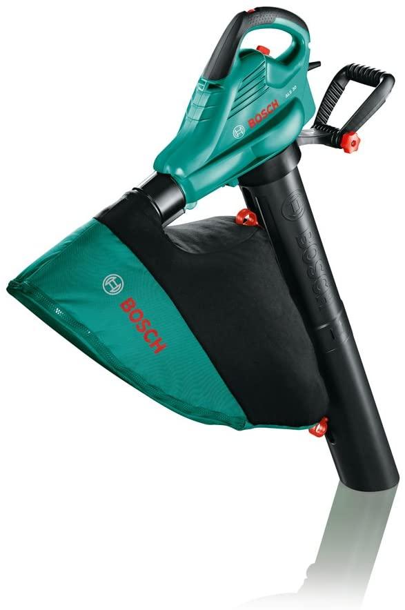 Aspirateur Souffleur Broyeur Bosch ALS 30 - 3000 W, Jusqu'à 300km/h, sac de 45L