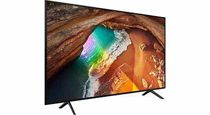 """TV 75"""" Samsung QE75Q60R - UHD 4K,100HZ, QLED, HDR10+, Smart TV (via ODR de 100 €)"""