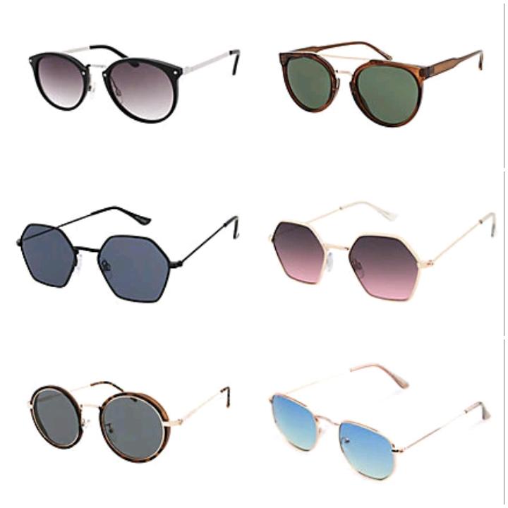 Sélection de lunettes de soleil Icon Eyewear Unisexe à 4,99€ (parmi une sélection)